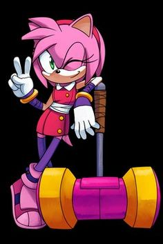Sonic Boom Amy, Shadow And Amy, Amy Rose, Princess Peach, Sonic The Hedgehog, Minnie Mouse, Disney Characters, Fictional Characters, Beautiful Things