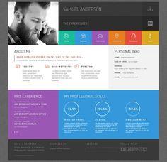 Wordpress Resume Portfolio Themes 21 Best Images On Pinterest