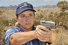 Kay Miculek - The Women of Team Smith & Wesson
