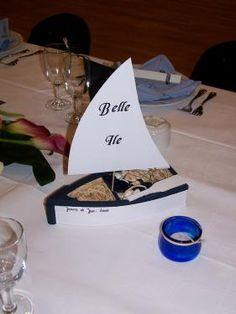 Idées décoration Déco de table thème marin