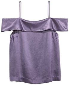 H&M Off-the-shoulder Top