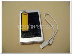 Ручная зарядка для мобильного — пригоршня электричества в кармане
