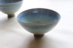57 斑青のお茶碗