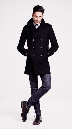 Argentine menswear designer El Burgués - Fall Winter Collection '13