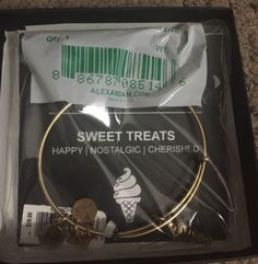 Womens-Alex-And-Ani-SWEET-TREATS-Rafeallan-Bangle