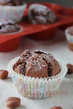 Muffin alla Nutella | Status mamma