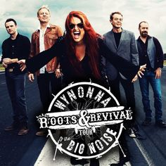 Catch Wynonna & The Big Noise in concert at the Georgia Mountain Fairgrounds in Hiawassee, GA March 11! Visit www.georgiamountainfairgrounds.com