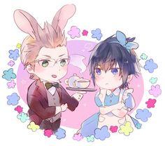 Happy Easter Final Fantasy XV https://twitter.com/mmm_protein/status/853593232298582016