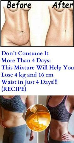 [ Diet Plans To Lose Weight : – Image : – Description Don't Consume It More Than 4 Days: This Mixture Will Help You Lose 4 kg and 16 cm Waist in Just 4 Days! – (RECIPE) – Stay Healthy Magazine Sharing is power – Don't forget to share ! Fitness Workouts, Loose Weight, How To Lose Weight Fast, Losing Weight, Weight Gain, Lose Fat, Healthy Tips, How To Stay Healthy, Healthy Protein