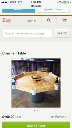 crawfish table diy how to make a Crawfish Party, Seafood Boil Party, Crawfish Season, Crawfish King, Crab Boil, Cajun Boil, Lobster Party, Low Country Boil, Grillin And Chillin