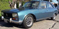 #Peugeot #504 SL motor 2.0 1980. http://www.arcar.org/peugeot-504-83203