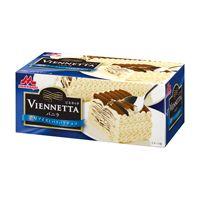 ビエネッタ バニラ | アイスクリーム |乳製品、チョコレート、卵黄、砂糖、洋酒、乳化剤、香料、安定剤(増粘多糖類)、カロチン色素(原材料の一部に大豆を含む)