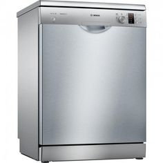 BOSCH Dishwasher 12 Place 5 Prog A++ Silver Inox available from Power Direct Domestic Appliances, Home Appliances, Bosch Siemens, Integrated Dishwasher, Heat Exchanger, Childproofing, Open Plan Living, Argos, Kitchen Gadgets