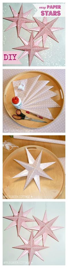 I'm totally making these for my next party! Zero cost and so cute!