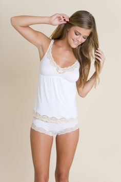 Lady Godiva Cami, casual nightwear is always nice to have too