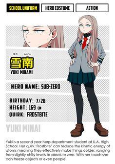 My Hero Academia Costume, My Hero Academia Shouto, My Hero Academia Episodes, Hero Academia Characters, Anime Characters, Oc Manga, Anime Oc, Chica Anime Manga, Super Hero Outfits
