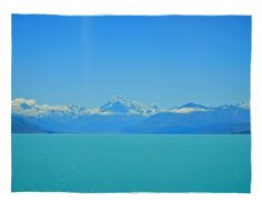 Lake Tekapo, New Zealand. The Bluest water you've ever seen? From my recent photo series on travel. http://justchuckinit.com/my-favorite-photos-from-new-zealand/