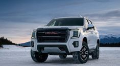 2021 Gmc Yukon Lineup Unveiled In Colorado Against The Majestic Backdrop Of The Rocky Mountains A New Generation Of Suvs Has Arrived If In 2020 With Images Gmc Yukon Suv Gmc