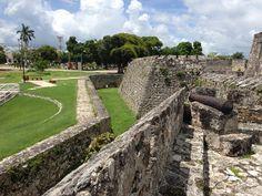 Casa Latina - El Fuerte de San Felipe, Bacalar