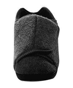 31cb526fc1 Mens Extra Extra Wide Slippers with Adjustable Closures - Swollen Feet -  Diabetic & Edema Review
