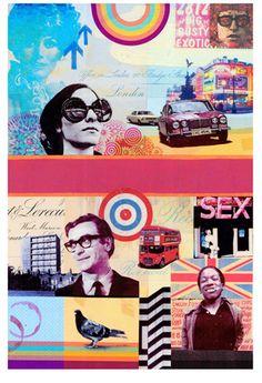 always been a huge fan of collage. www.cutitout.co.uk