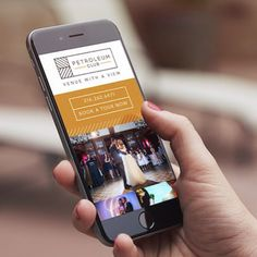 Wichita's luxurious Petroleum Club offers top-class amenities and skyline views. Now its brand communicates the same beautiful experience. Head to our blog to read more and view the entire site. #digitaldesign #wichita #mobilefriendly #webdesign