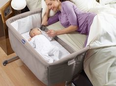 The Joys of co-sleeping - You, Baby and I