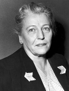 "Pearl Buck(1892-1973), american writer and novelist- 1964 © Photo by Fred Stein.  Her book ""The Good Earth"" was one of the earliest ones that I read in High School."