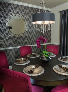 Add our Forza Mirror to your wall for approchable glamour. Photo: Design Studio2010, LLC