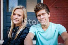 Teenage Siblings