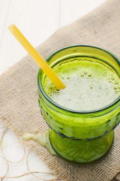 Tealightful Sencha Green Tea Green Juice Recipe