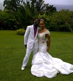 Jah cure and wife wedding gift