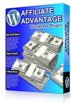 Affiliate Advantage Plugin  ---  Do Not Post About Another Product or Write Another Review Until You've Installed This Profit Boosting Wordpress Plugin!