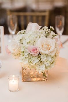 Romantic Chicago Wedding at Meyers Castle - MODwedding