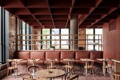 Bentwood Cafe in Fitzroy, Melbourne by RITZ&GHOUGASSIAN | https://www.yellowtrace.com.au/bentwood-cafe-fitzroy-melbourne-ritzghougassian/