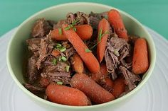 New Recipes : Thai Beef slow cooker