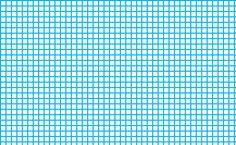 cuadrícula azul