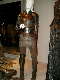 Armor worn by Kristen Stewart in Snow White and the Huntsman (2012)