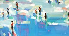 Elizabeth Lennie | Paintings - 2017 - 2018
