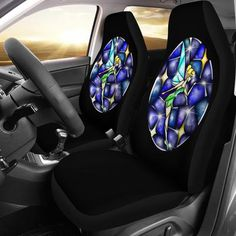 Tinker Bell Car Seat Covers