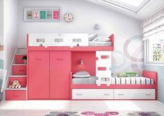 litera tren color futsia y rosa coleccion formas 15 glicerio chaves