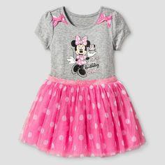 Minnie Mouse Toddler Girls' Birthday Dress