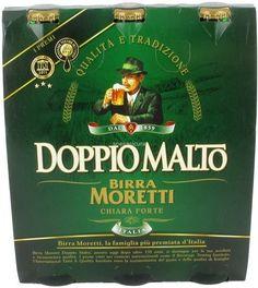 MORETTI BIRRA DOPPIO MALTO 7¦ ML.330X3