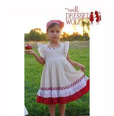 Apple Berry Bliss (have) Little Dresses, Girls Dresses, Summer Dresses, Girls Dream Closet, Well Dressed Wolf, Blue Eyed Baby, Kids Store, Matilda Jane, Ginger Hair