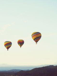 Hot Air Balloon Ride: