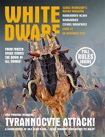 White Dwarf Weekly número 41 de Noviembre