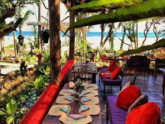 New restaurant in Bali: La Laguna