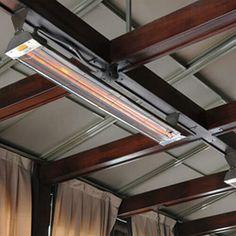 Outdoor Heaters, Patio Heater, Outdoor Electric Heater, Pergola Plans, Pergola Ideas, Pergola Kits, Pergola Patio, Backyard Patio, Patio Ideas