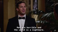 Tv Show Quotes, Film Quotes, Funny Quotes, Funny Memes, Hunger Games, Jake Peralta, Brooklyn Nine Nine, I Can Relate, Series Movies