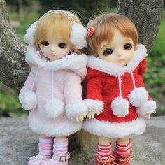 Cheap clothes infant, Buy Quality suit money directly from China suit cuff Suppliers:  New 1/8 Lati-Y/Puki Fee/AE/AI/BJD Clothes Red/Pink Fluffy Hoodie Coat/Suit(2pc)   Item Shows: